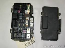 02 06 acura rsx oem under hood fuse box with fuses and relays Fuse Box Fuses image is loading 02 06 acura rsx oem under hood fuse fuse box fuse holder