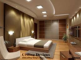 best ceiling designs for small bedroom