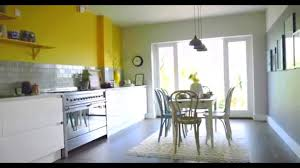 kitchen color schemes beautiful dulux kitchen ideas yellow and grey open plan kitchen