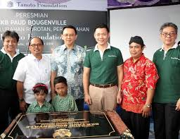 A great leader is always eager to learn something new, so you should be excited by this article. Anderson With Basuki At Paud Sukanto Tanoto
