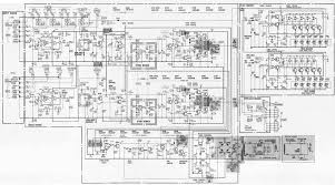 sony ta f30 integrated stereo amplifier circuit diagram schematic full wiring adjustments