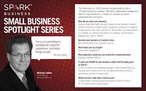 Capital One Spark Small Business Spotlight Series Sound Telecom Blog
