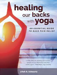 healing our backs with yoga book cover