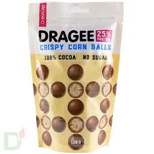 Драже CHIKALAB <b>Шарики кукурузные</b> в <b>шоколаде</b> купить в ...