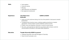 Bistrun Bunch Ideas Of Example Of Good And Bad Resumes Lovely 24