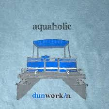 Aquaholic <b>Pontoon Boat Men's</b> Short Sleeve Tee – dunworkin
