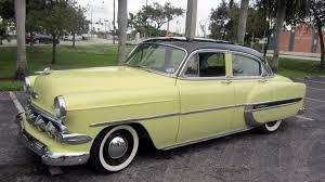 1954 Chevrolet Bel Air Sedan | T83.1 | Kissimmee 2016