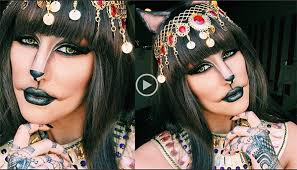 cat makeup tutorial meow