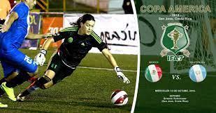 MEXICO vs. GUATEMALA - COPA AMERICA ...