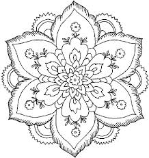 Small Picture 766 best Coloring Mandalas images on Pinterest Adult coloring