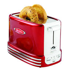 Retro Toasters amazon nostalgia rtos200 retro 2slice bagel toaster kitchen 1182 by guidejewelry.us
