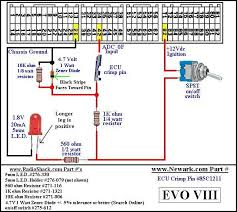 mitsubishi evo ecu wiring diagram wiring schematics and diagrams mitsubishi evo 8 ecu wiring diagram digital