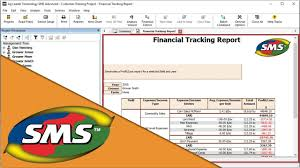Financial Tracking Creating And Viewing Financial Tracking Entries