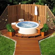garage a lazy spa coleman lay z spa inflatable hot tub reviews then your backyard this