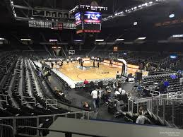 Dunkin Donuts Center Section 103 Providence Basketball