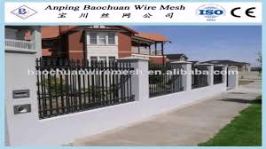 House Fence Design In The Philippines Youtube