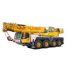 Demag Ac 100 Load Chart All Terrain Cranes Alfaris
