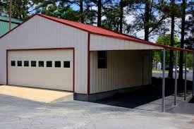 Crazy Cool Carports  Dig This DesignAttached Carport Designs