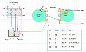 telecaster 5 way switch wiring diagram images schematics for heres a revised diagram hopefully the switches oriented