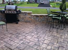 cost of stamped concrete patio toronto ideas