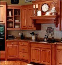 kitchen can you paint stained wood