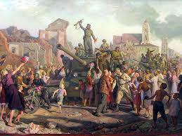 Освобождение Минска День Победы Великая отечественная война  Освобождение Минска Великая отечественная война 3 июля 1944 года день освобождения Минска
