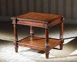 Corner tables furniture Dining Room Infinity Furniture Square Corner Table Louis Xvi Inlv630