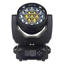 Blizzard Lighting Flurry 5 Blizzard Flurry Z Moving Head Fixture With 3 Zone Led Ring Effects Motorized Zoom