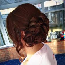 mobile hairdresser make up artist wedding prom hair extensions beauty