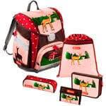 Купить школьный <b>ранец с наполнением</b> для первоклашек в Москве