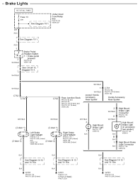 wiring diagram for honda accord 2000 the wiring diagram 2000 honda accord 2 rear brake lights not working new switch wiring diagram