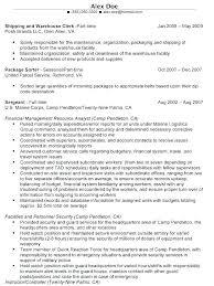 Veteran Resume Examples Best Resume Examples For Military Military To Civilian Resume Military