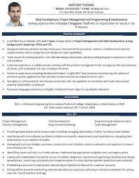 Demo Cv Format Demo Resume Format Reachlab Co