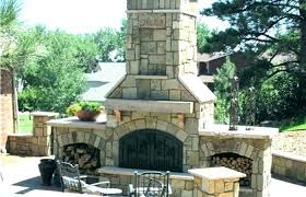 outdoor patio and backyard medium size outdoor patio stone fireplace traditional firerock pizza oven kit within