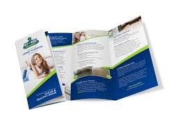 Cleaning Brochure Carpet Cleaning Residential Brochure 108