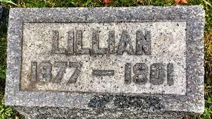 Lillian M Ingraham Hawthorne (1877-1901) - Find A Grave Memorial