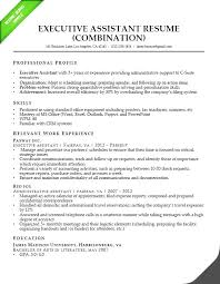 Administrative Assistant Functional Resume 3 Contesting Wiki