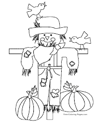 printable scarecrow coloring pages fall harvest coloring pages coloring page sheets simple scarecrow free printable scarecrow printable scarecrow coloring