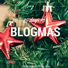 25 Days OF Blogmas! – Confessions of a Book Geek