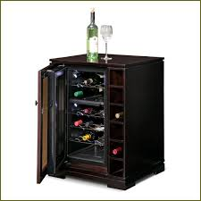 black modern wine cabinets with cooler full size