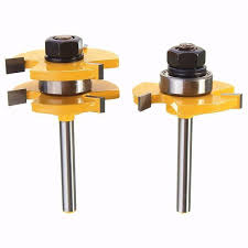 best drill bits for wood. best 1pc tenon cutter floor wood drill bits groove+tongue 1/4 t type for