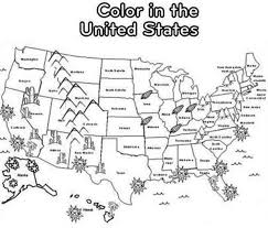 Small Picture Maps Coloring Pages USA Maps Coloring Pages USA Bulk Color