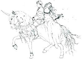 Coloring Pages Of Horses Barrel Racing Coloring Beautiful Page