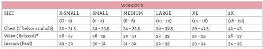 Kappa Size Chart Kappa Kappa Gamma Jogger