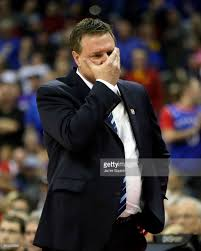 bill self coach photos pictures of bill self coach getty images head coach bill self of the kansas jayhawks reacts late in the the quarterfinal game of