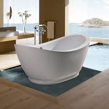 bathtub design bathroom small stand alone bathtubs free standing