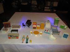 fisher price bathroom dollhouse furniture items ebay
