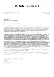 Assistant Marketing Manager Cover Letter Resume Nurse Manager Cover Lettere For Internship