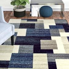navy blue and gray area rugs awesome block area rug reviews throughout blue and gray area