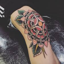 Knee Tattoos Designs Ideas And Meaning Tattoos For You